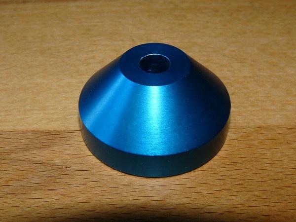 Puck, blau cover