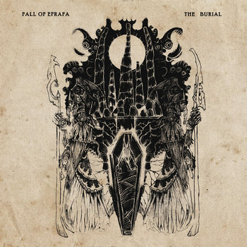 Cover FALL OF EFRAFA, burial