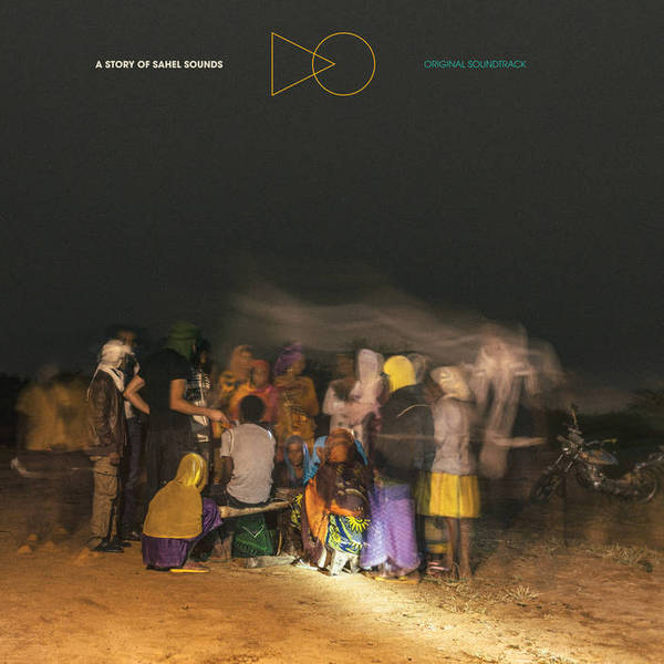 O.S.T., a story of sahel sounds cover