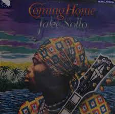 Cover JAKE SOLLO, coming home