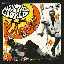 Cover KELENKYE BAND, moving world