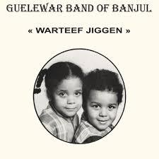 Cover GUELEWAR BAND OF BANJUL, s/t
