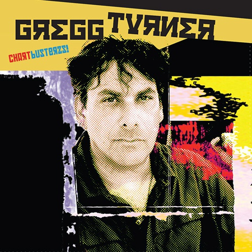 GREGG TURNER, chartbusterz! cover
