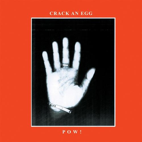 POW!, crack an egg cover