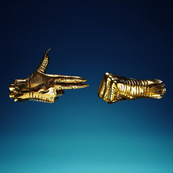 Cover RUN THE JEWELS, 3