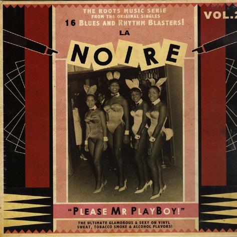 V/A, la noire vol. 2 - please mr. playboy cover