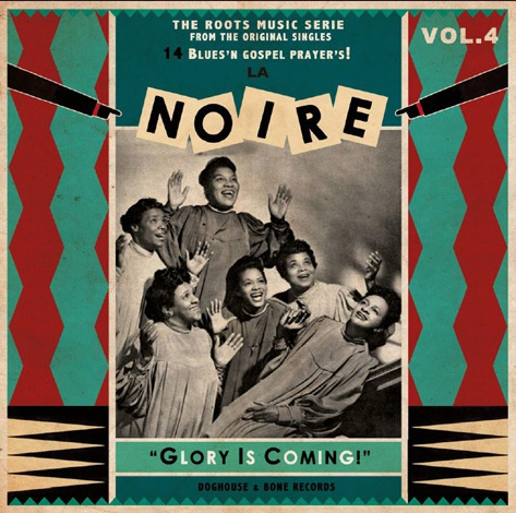 Cover V/A, la noire vol. 4 - glory is coming