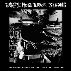 Cover EXTREME NOISE TERROR / SLANG