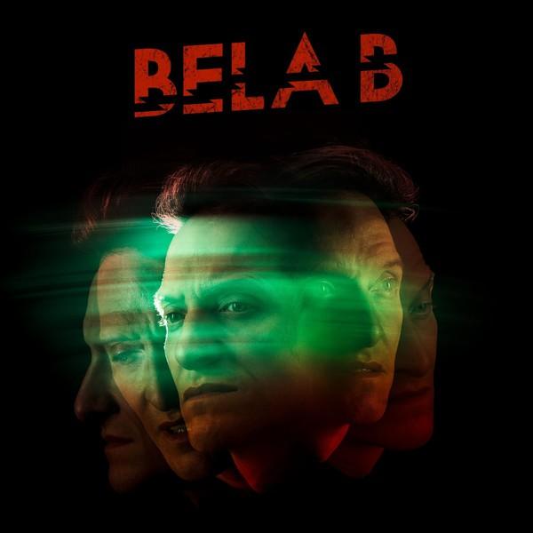 BELA B, bastard cover