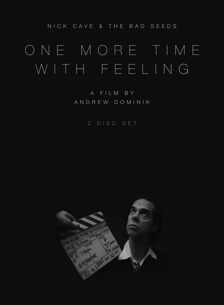 NICK CAVE & BAD SEEDS, one more time with feeling cover