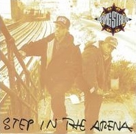 Cover GANG STARR, step in the arena