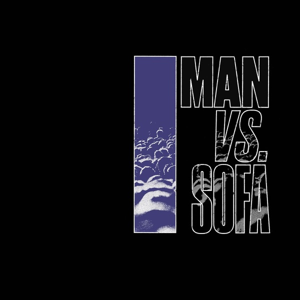 Cover SHERWOOD & PINCH, man vs. sofa