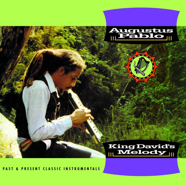 Cover AUGUSTUS PABLO, king david´s melody