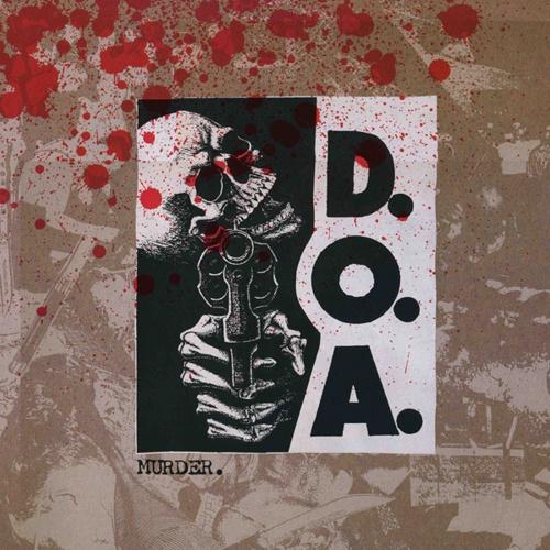 D.O.A., murder cover