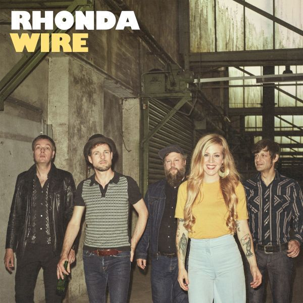 Cover RHONDA, wire