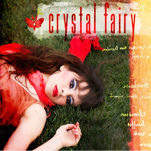 CRYSTAL FAIRY, s/t cover