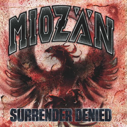MIOZÄN, surrender denied cover