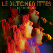 LE BUTCHERETTES, cry is for the flies cover