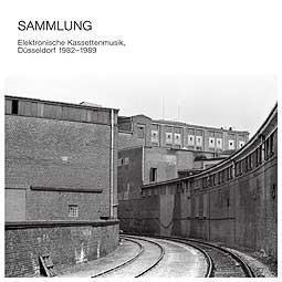V/A, sammlung-elektronische kassettenmusik-d´dorf 82-89 cover
