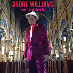 Cover ANDRE WILLIAMS, don´t ever give up