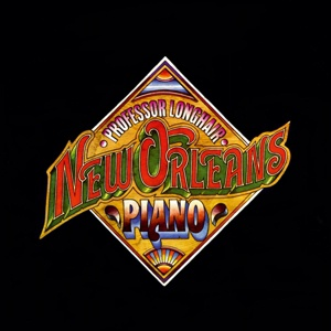 Cover PROFESSOR LONGHAIR, new orleans piano