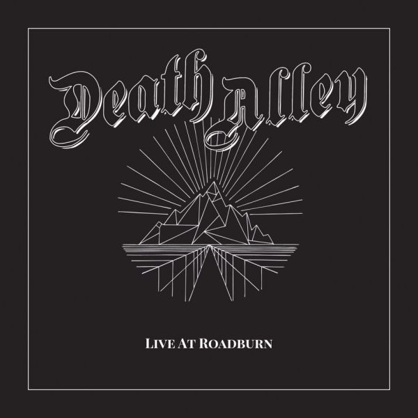 Cover DEATH ALLEY, live at roadburn