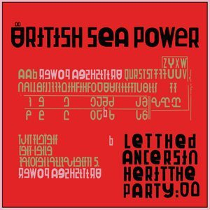 Cover BRITISH SEA POWER, let the dancers inherit the party