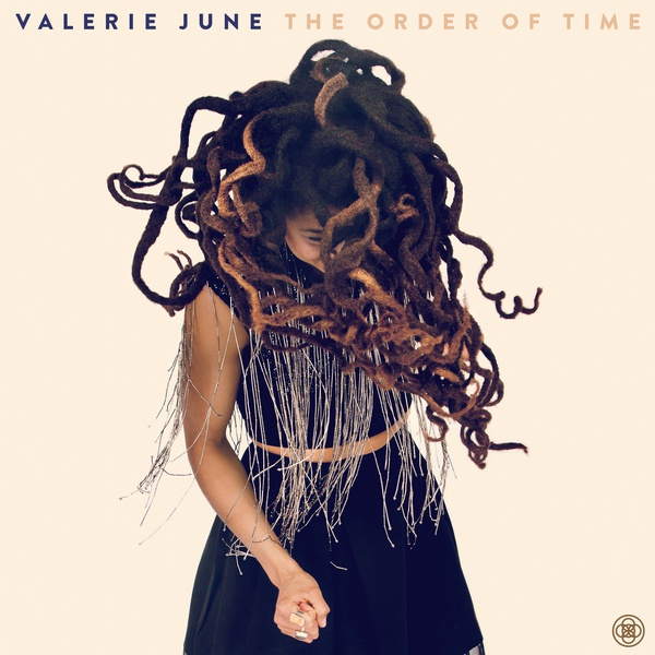 Cover VALERIE JUNE, the order of time
