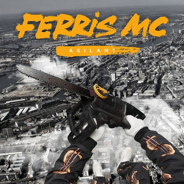 Cover FERRIS MC, asilant