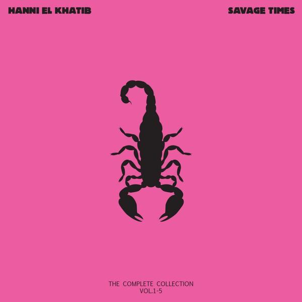 HANNI EL KHATIB, savage times cover