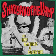 SHADY AND THE VAMP, the holy tea cover