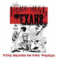 LONG TALL TEXANS, five beans in a wheel cover