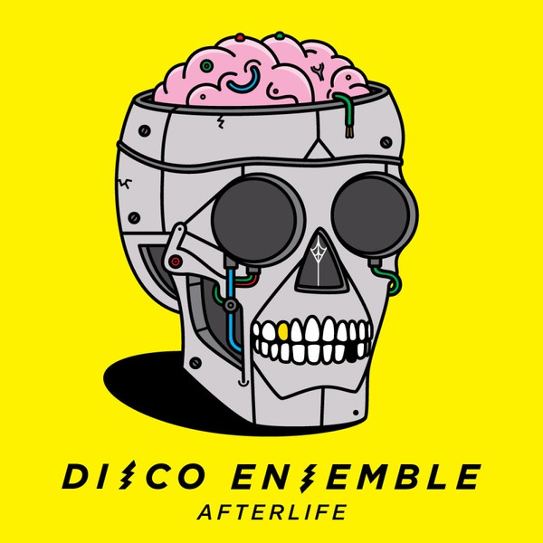 Cover DISCO ENSEMBLE, afterlife