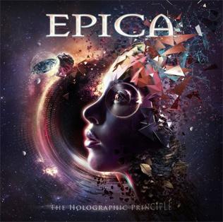 EPICA, holographic principle cover