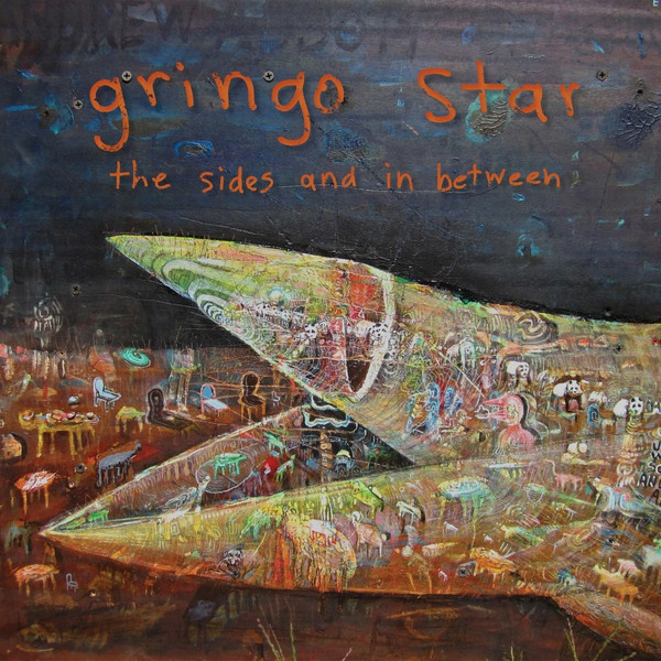 Cover GRINGO STAR, the sides and inbetween
