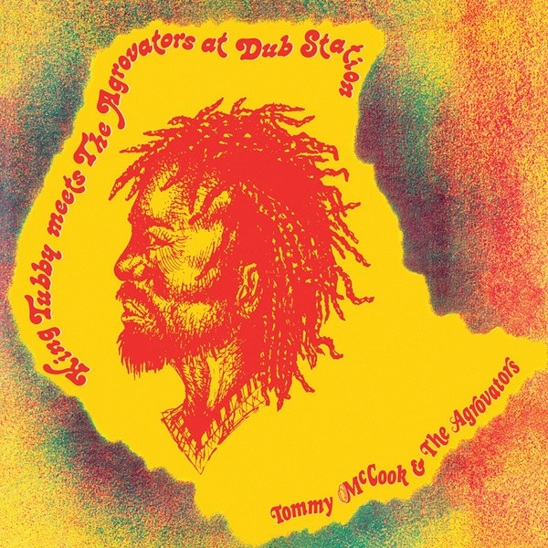 Cover TOMMY MC COOK & AGGROVATORS, king tubby meets the aggrovators at dub station