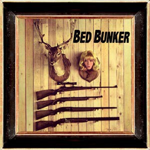 BED BUNKER, s/t cover