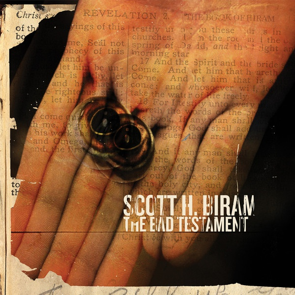 Cover SCOTT H. BIRAM, the bad testament
