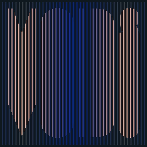 Cover MINUS THE BEAR, voids