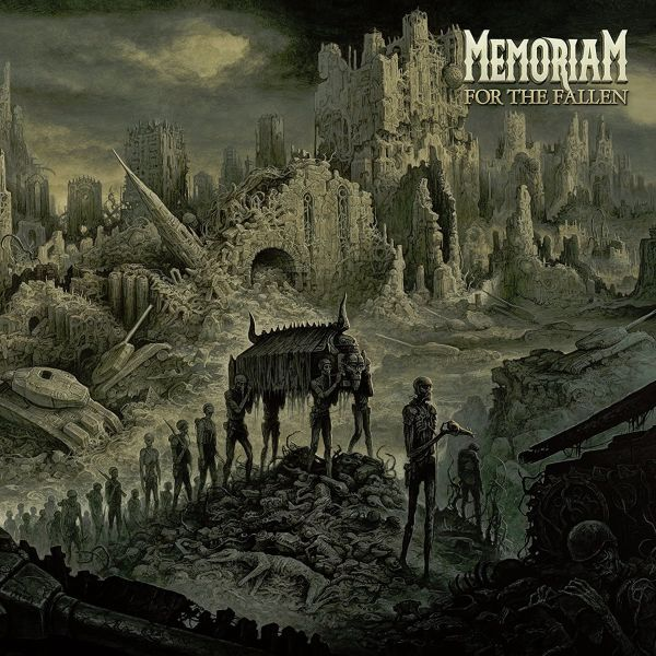 MEMORIAM, for the fallen cover