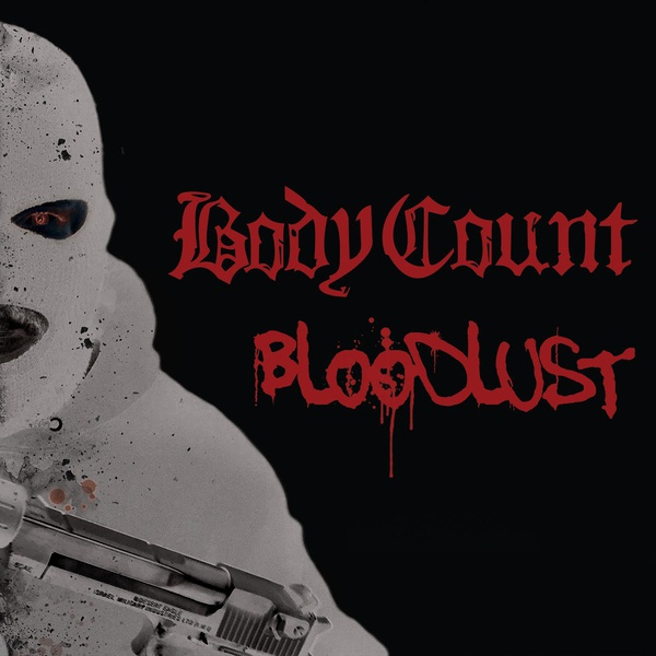 Cover BODY COUNT, bloodlust
