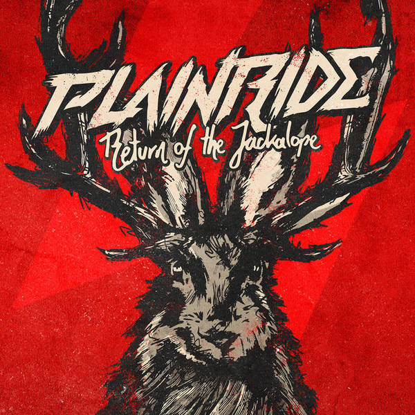 Cover PLAINRIDE, return of the jackalope