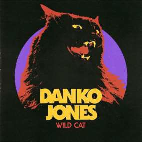 Cover DANKO JONES, wild cat