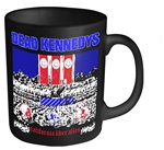 Cover DEAD KENNEDYS, california über alles (coffee mug)