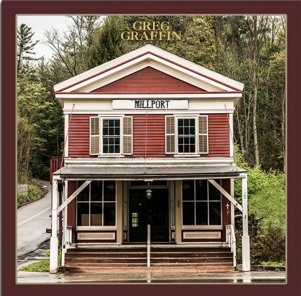 Cover GREG GRAFFIN, millport