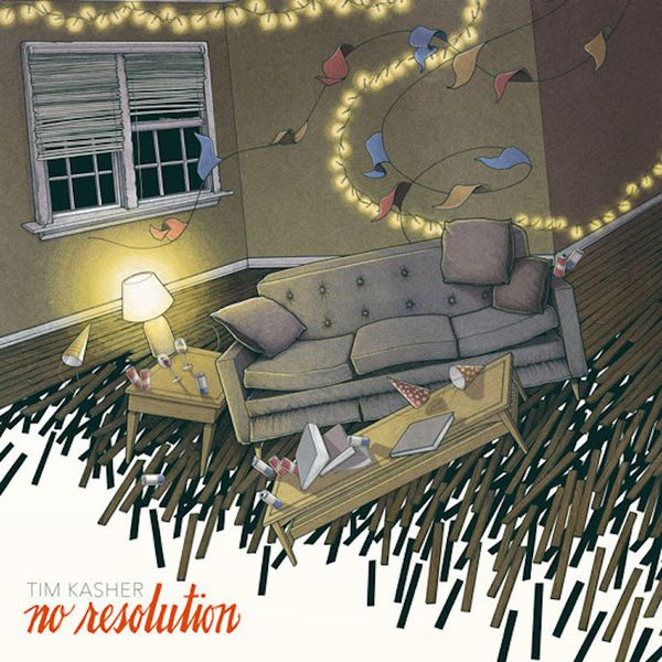 TIM KASHER, no resolution cover