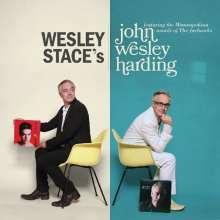 WESLEY STACE, wesley stace´s john wesley harding cover
