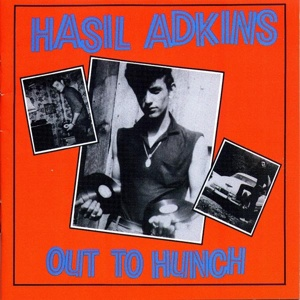 HASIL ADKINS, out to hunch cover