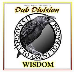 DUB DIVISION, wisdom cover