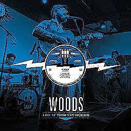 Cover WOODS, third man live